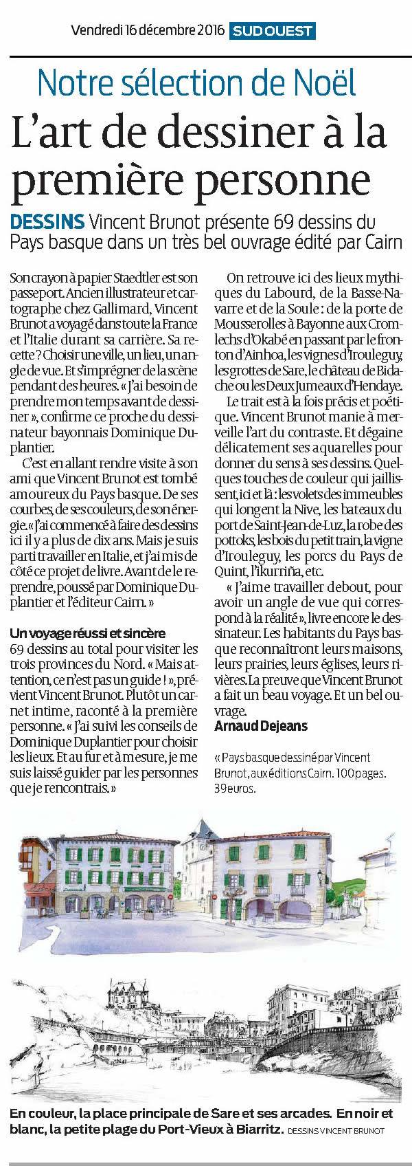 article sudouest